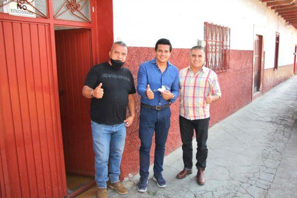 Comerciantes requieren mayor apoyo para fortalecer la economía del estado: Oscar Escobar