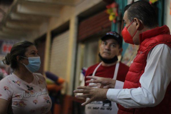 Mercados necesitan mantenimiento integral, nosotros se lo daremos: Rubén Nuño