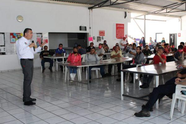 Mi gobierno se distinguirá por fortalecer las empresas zamoranas: Rubén Nuño