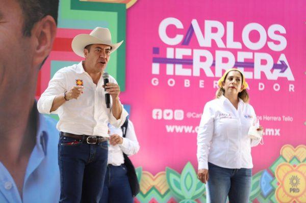 Seguro de vida para los campesinos, una deuda que será realidad: Carlos Herrera