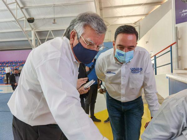 Estoy comprometido con la educación superior, trabajaré de la mano con Univa: Carlos Soto