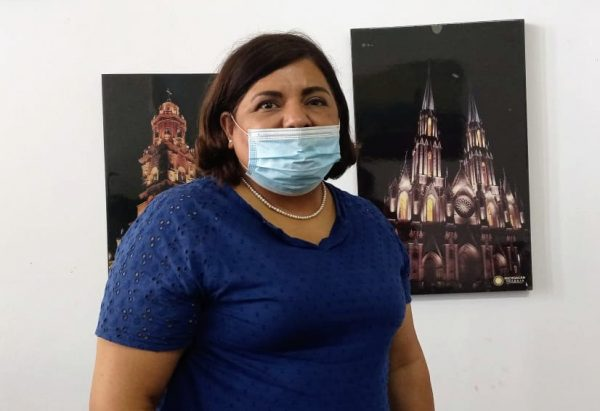 Mónica Ochoa es la nueva delegada de turismo, región Zamora