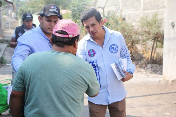 Suman más de 11 ciudadanos en respaldo a Oscar Escobar por el distrito 19