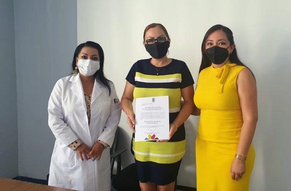 Andrea Sánchez asume la administración del Hospital Regional de Zamora
