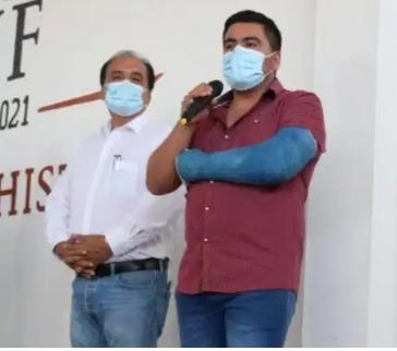 Martín Samaguey deja a su hijo de Presidente Municipal