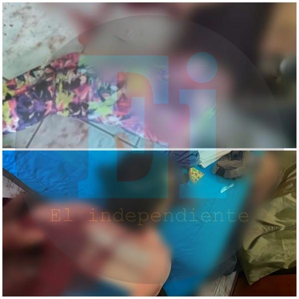 Hallan ejecutados a dos hombres y una mujer en vivienda del Fraccionamiento Prados del Bosque