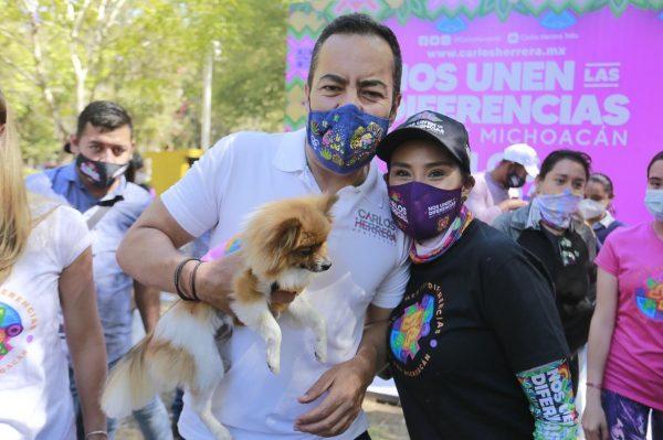 Ser animalista no es una moda campañera, sino un compromiso: Carlos Herrera