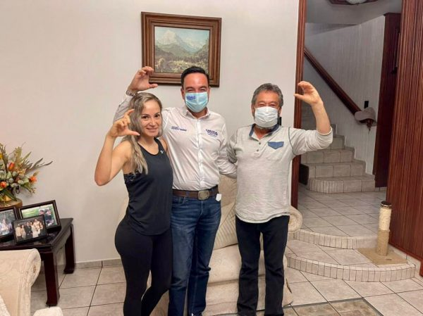 Lucio Arzate y Unidad Ciudadana se suman al proyecto ganador de Carlos Soto