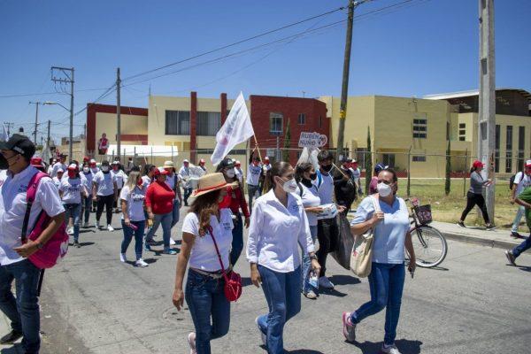 Gobierno del Estado e Ivonne Pantoja trabajarán de la mano por el bien de Zamora