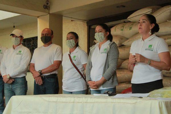 Asociación de Industriales de la Masa y la Tortilla respalda el proyecto de Marce Reyes