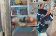 Balean  hombre en Jacona y muere al llegar al Hospital Regional