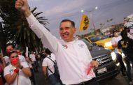Las mujeres me llevarán al triunfo: Rubén Nuño