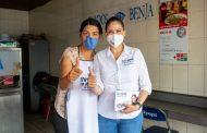 Juntos podemos impulsar la economía de Zamora: Ivonne Pantoja
