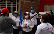 Avanza Raque Vargas, se posiciona en la preferencia electoral en Jacona