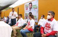 Redes Sociales Progresistas se une al proyecto de Domingo Méndez