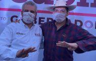 Con Morena y Bedolla, al fin hubo debate en Michoacán: Misael García