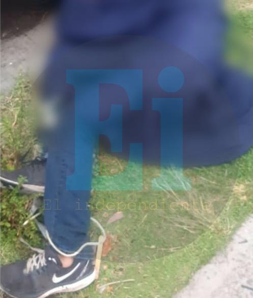 Localizan a un joven ejecutado en el Fraccionamiento Altamira