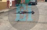 De dos balazos matan a peatón en la colonia La Esperanza