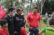 Domingo impulsará las diferentes disciplinas del deporte en Jacona