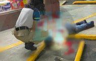 Con un desarmador matan a lavador de tráileres en gasolinera de Zamora