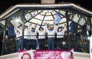En La Planta, ciudadanos manifestaron su apoyo a Raque Vargas