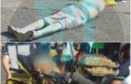 Atentado en el Mercado Hidalgo deja un muerto y dos herido