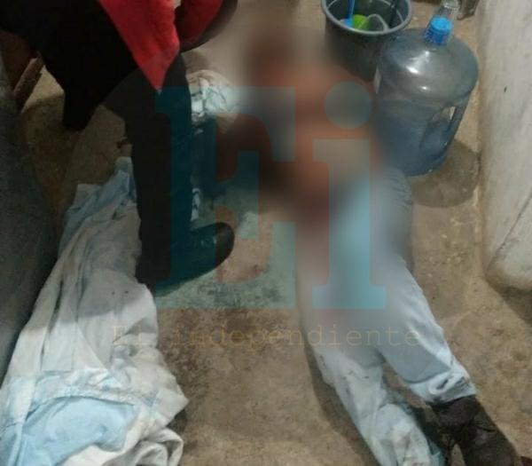 Delincuentes balean a un hombre y lo dejan herido en Monte Bello