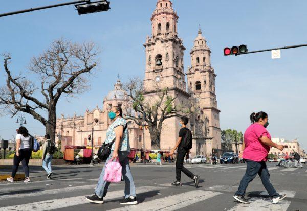 Suman 109 municipios en Bandera Blanca; Morelia pasó a Verde