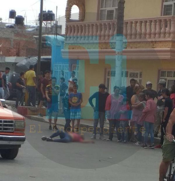 De cuatro balazos matan a mujer en la colonia Miguel Hidalgo de Zamora