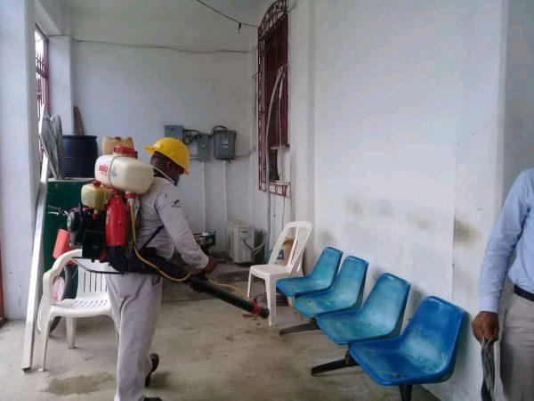 Hasta el momento, cero casos positivos de dengue; pero latente riesgo por lluvias