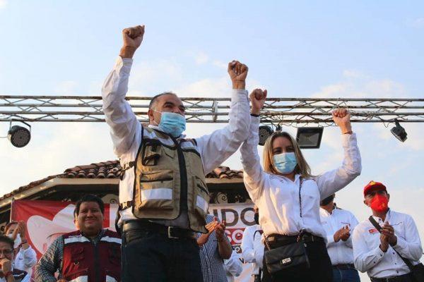 ¡Vamos por el triunfo, la gente nos apoya!: Isidoro Mosqueda