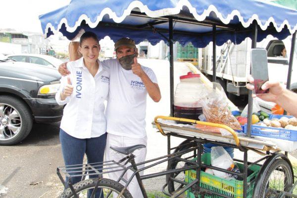 Necesario fortalecer comercio local para impactar en mejora de economía de Zamora: Ivonne Pantoja