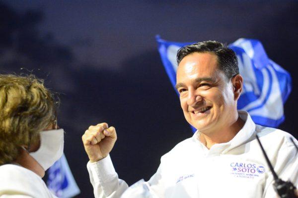 Ya es irreversible el triunfo de Carlos Soto del PAN a la Presidencia Municipal de Zamora