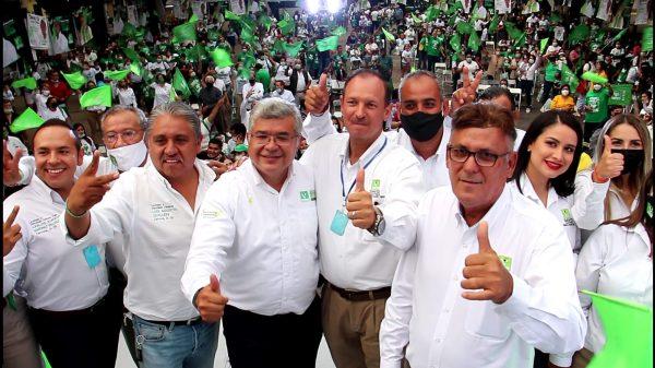 Vamos a ganar porque nuestro proyecto es el mejor: David Martínez
