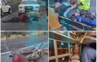 Dos motociclistas mueren tras chocar contra una vaca en la Zamora - La Piedad