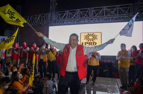 Zamora va a ganar con el PRI - PRD el 6 de junio: Rubén Nuño