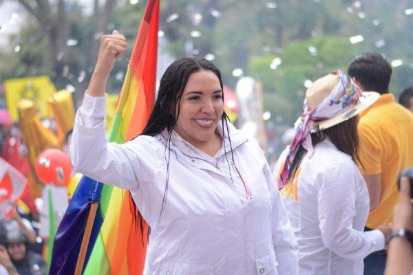 Jacona sabe que con Adriana Campos les irá bien a todos los Michoacanos