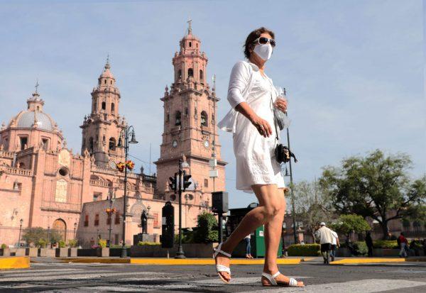 Este lunes Michoacán ingresa a Semáforo Verde de riesgo epidémico