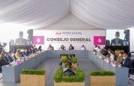 Instala IEM sesión especial para la jornada Electoral