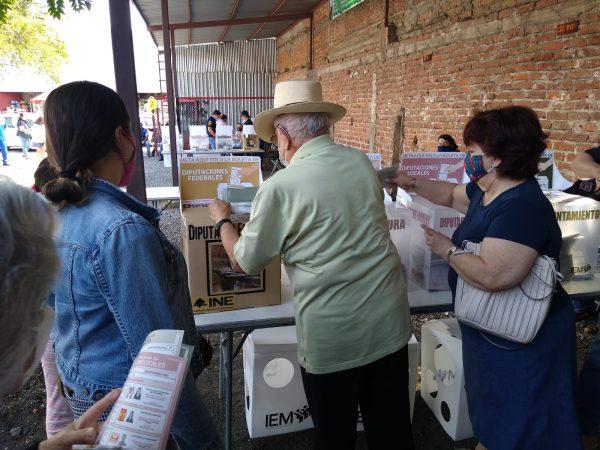 INE espera en Zamora una jornada exitosa en votación