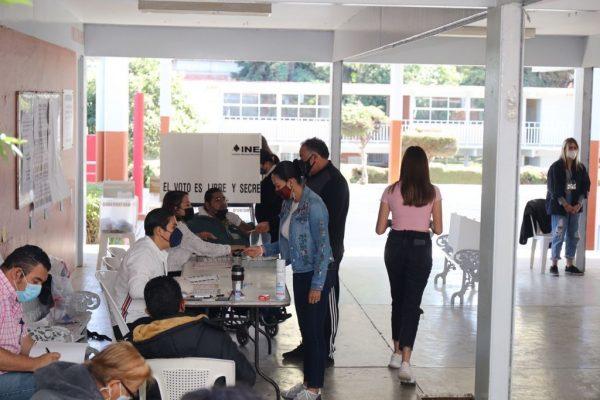 Sin contratiempos se instalaron la totalidad de las casillas en Aguililla: IEM