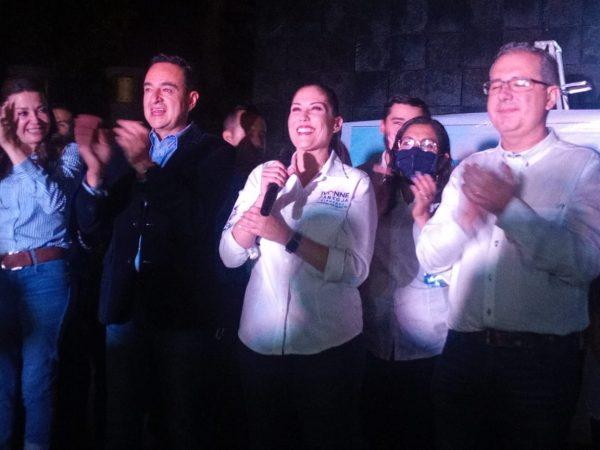 Ivonne Pantoja gana la diputación local de Zamora