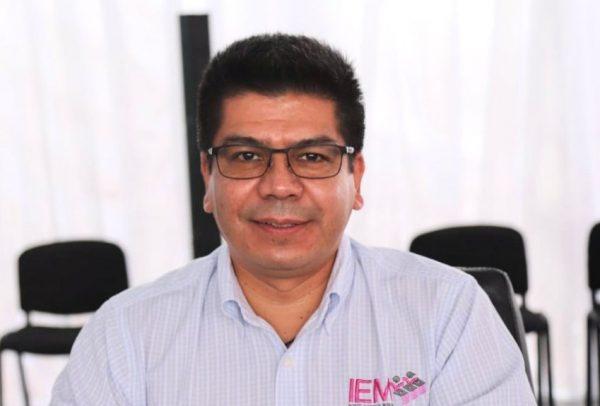 PREP funcionó bien: Juan Adolfo Montiel, consejero electoral ADOLFO MONTIEL