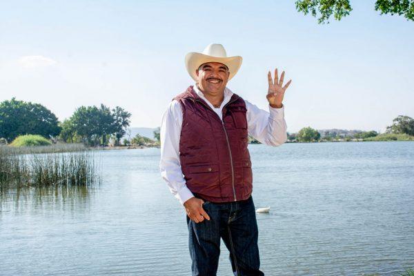 Seguiré siendo sencillo y gente de trabajo, ahora como alcalde: Isidoro Mosqueda