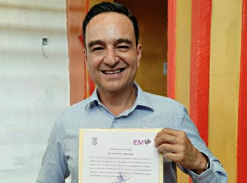 Carlos Soto ya es presidente electo de Zamora