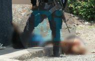 Delincuentes matan a mujer y hieren a su sobrino menor de edad en la colonia San Ramón