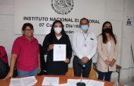 Con voluntad y trabajo Adriana Campos cumplirá como Diputada Federal