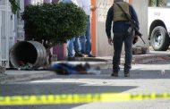 Se enfrentan delincuentes contra la Guardia Nacional en la Ladera, hay un agresor abatido