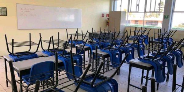 Escuelas deben aguantar regreso a clases; hacerlo en este momento es riesgoso