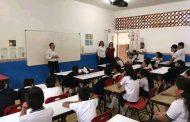 Escuelas con autorización para regreso escalonado a clases a partir de bandera blanca